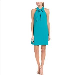 Susan Monaco Melanie Shift Dress - Royal Blue M